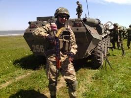 Тяжело травмированного в зоне АТО бойца николаевской 79-й бригады хотят снова мобилизовать