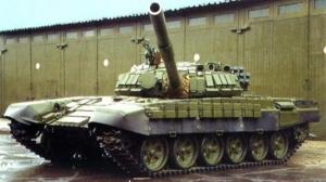У Министерства обороны украли танк Т-72 на сумму 200 тыс грн
