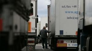 В Херсонской области «испарился» грузовик с восемью тоннами овощей
