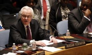 Россия попыталась сорвать обсуждение в Совбезе ООН прав человека в Украине