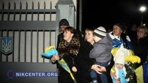 Сегодня в Николаев приезжают десантники, которые участвовали в боевых действиях на Донбассе (ОБНОВЛЕНО)