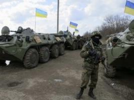Вся техника «Дня Независимости» отправится на восток Украины