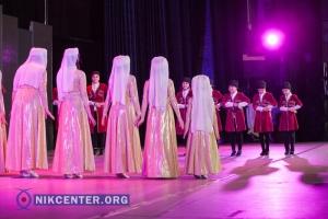 В Николаеве отпраздновали День грузинской культуры (ФОТО)