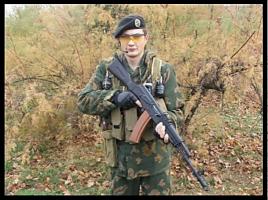 Николаевского бойца Александра Закерничного наградили орденом посмертно