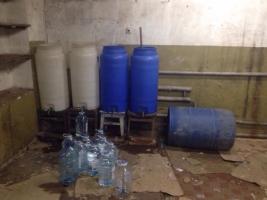 В Николаевской области налоговики обнаружили   подпольный водочный цех