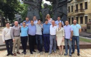 Касько и Сакварелидзе анонсировали создание политической партии