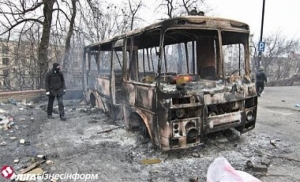 В расстрелах на Майдане принимали участие 23 экс-беркутовца - прокурор