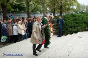 Николаевцы провожают в последний путь Владимира Коренюгина