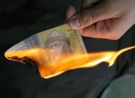 Нацбанк опустил официальный курс гривны до 23,13 за доллар