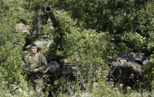 Под Старогнатовкой наблюдается стягивание тяжелой артиллерии - ИС