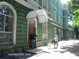 Вице-губернатор Николаевщины боится выходить из палаты одесской больницы (ФОТО)