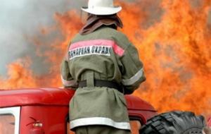 В России загорелись военные склады