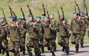 В Белоруссии начались масштабные военные учения