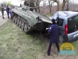 В Херсонской области суд признал военнослужащего виновным в смертельном ДТП