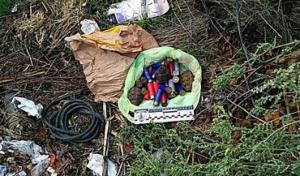 Житель Николаева нашел на свалке гранаты и патроны и сдал их в полицию