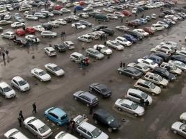 Крымчане массово вывозят свои машины в Херсонскую область для продажи