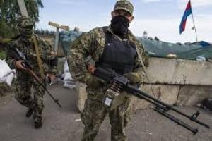 Боевики в зоне АТО продолжают нарушать режим прекращения огня