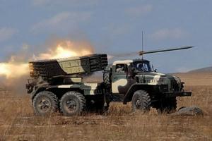 За сутки боевики 6 раз обстреляли позиции сил АТО