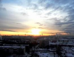В Украине потеплеет на выходных