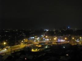 Одесситы перекрывают дороги из-за отсутствия электроэнергии в домах