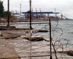 В Верховной Раде рассмотрят возможность полной блокады Крыма и Донбасса