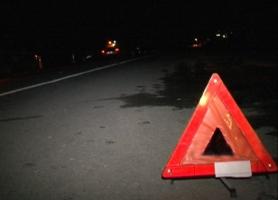 В Николаеве столкнулись грузовик и автобус. Один человек пострадал