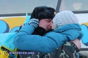 «Лучше бы нас 10 раз обстреляли, чем один раз село», - вернувшийся в  Николаев боец 28-й мехбригады