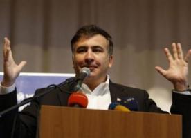 Саакашвили назначил своего земляка начальником милиции Одесской области