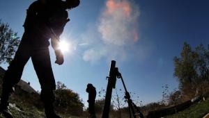 Сутки в зоне АТО: боевики снова применили минометы калибром 120 мм