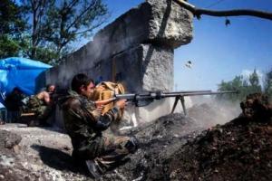 За минувшие сутки боевики 48 раз обстреляли позиции сил АТО
