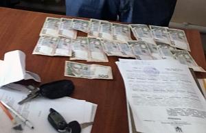 В Одесской области высокопоставленный чиновник попался на взятке