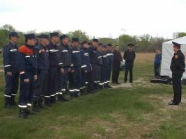 Николаевские спасатели тренировались искать и спасать утопающих