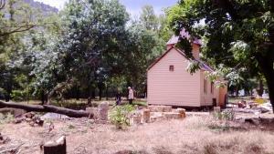В Херсоне уничтожают зелёные насаждения для строительства храма прп. Варсонофия Херсонского?