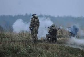 За минувшие сутки боевики пытались 70 раз обстрелять позиции украинских силовиков