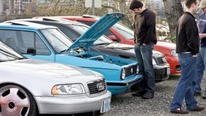 В Одесской области правоохранители нашли 5 краденых автомобилей