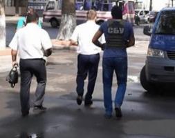 Замглавы Николаевской ГФС Подгородинский, задержанный на взятке, внес залог в 1 млн. грн.