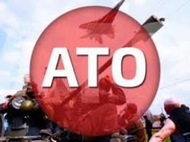 За минувшие сутки боевики 38 раз открывали огонь по подразделениям сил АТО