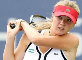 Украинская теннисистка пробилась во второй раунд престижного американского турнира