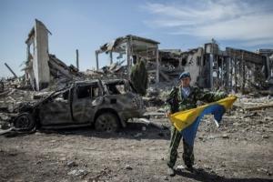 Сепаратисты обстреляли колонну обеспечения, следовавшую к позициям