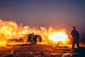 Сутки в АТО: боевики вели обстрел из минометов, артиллерии и БМП