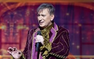 Российскому певцу Пенкину запретили въезд в Украину
