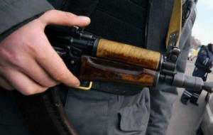 Под Одессой милиция применила оружие, чтобы остановить массовые беспорядки