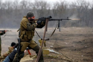 За сутки боевики 19 раз обстреляли украинские позиции - штаб