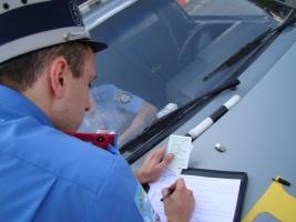 За сутки в Херсоне зарегистрировано 175 нарушений ПДД