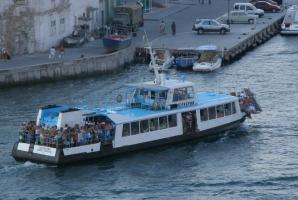 В Одессе хотят возобновить морской трамвай