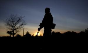 За сутки в зоне АТО ранили троих украинских военнослужащих