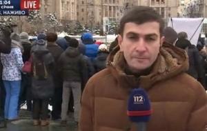 Бойцы батальона «Донбасс» вышли с протестом на Майдан