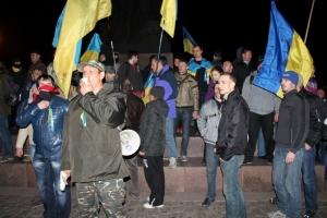 Как это было в Николаеве: фотохроника столкновения сепаратистов с Народным ополчением