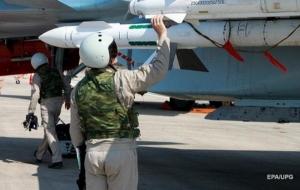 Россия применила в Сирии самонаводящиеся бомбы весом в 1,5 тонны