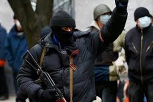 Городская власть Херсона официально запретила георгиевские ленты